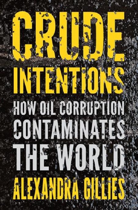 Book Launch: Crude Intentions by Alexandra Gillies in conversation with John van Schaik