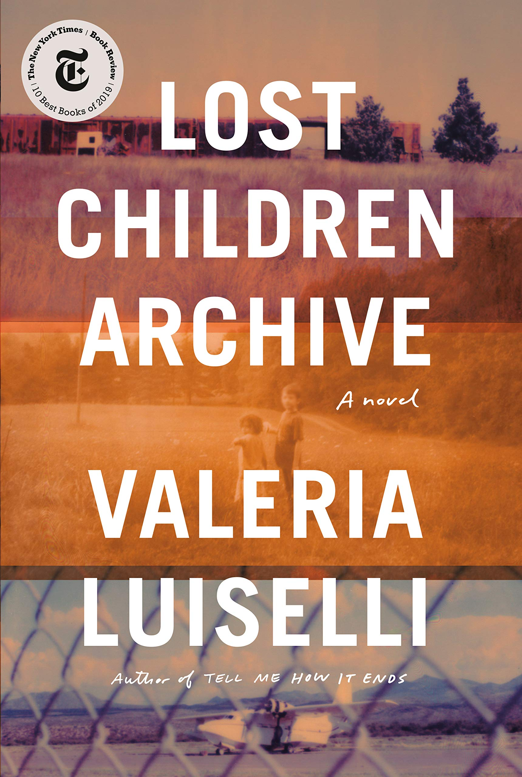 Dumbo Lit Book Club: Lost Children Archive by Valeria Luiselli