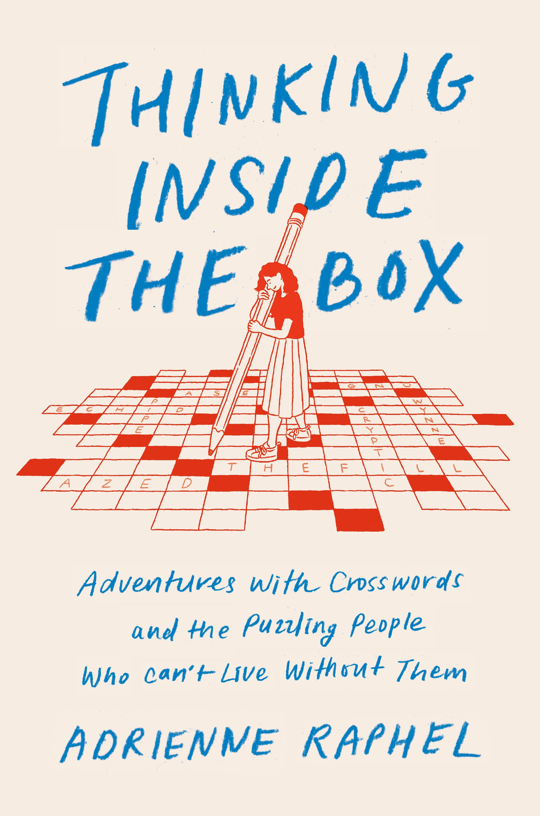 Book Launch: Thinking Inside The Box by Adrienne Raphel in conversation with Nadja Spiegelman (POSTPONED)