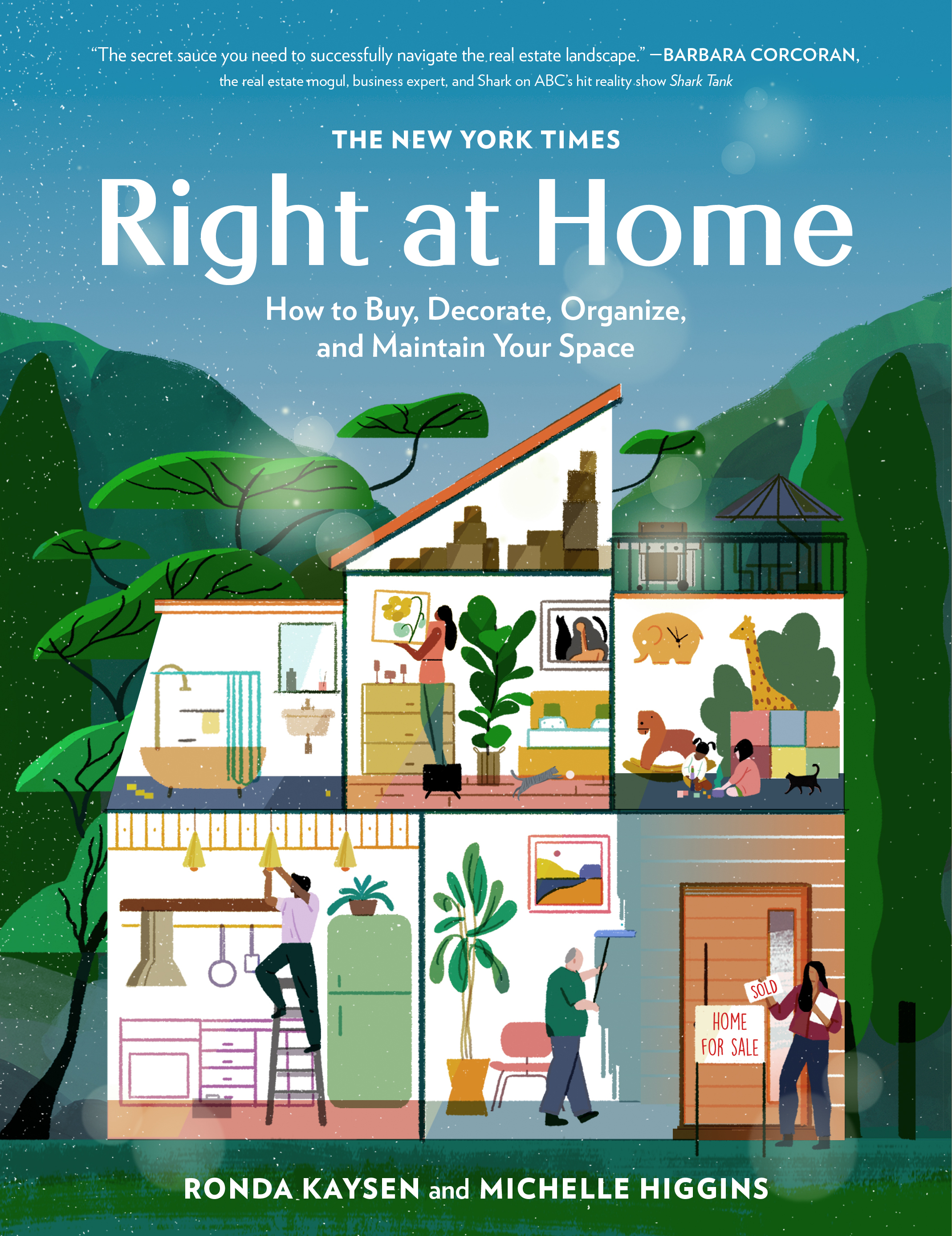 Book Launch: The New York Times' Right At Home by Ronda Kaysen and Michelle Higgins (POSTPONED)