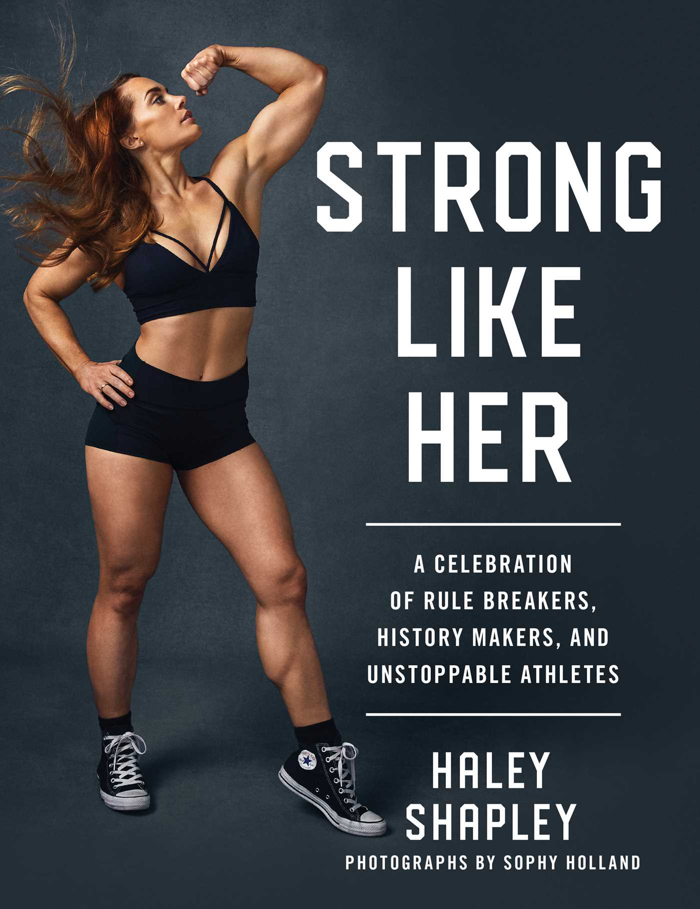 Book Launch: Strong Like Her by Haley Shapley in conversation with Jaimie Monahan, Holly Rilinger and more!  (CANCELED)