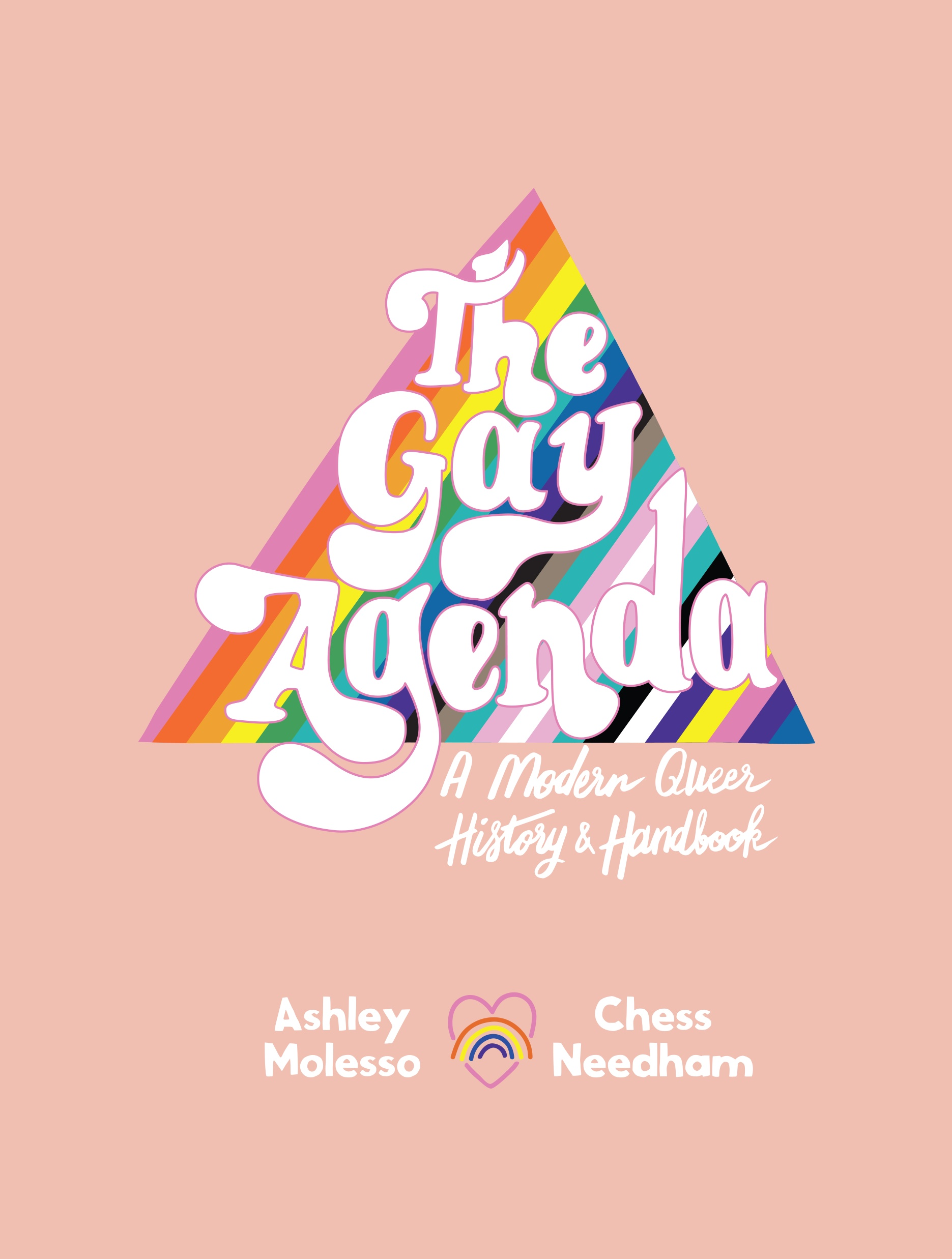 Book Launch: The Gay Agenda by Ash & Chess (POSTPONED)
