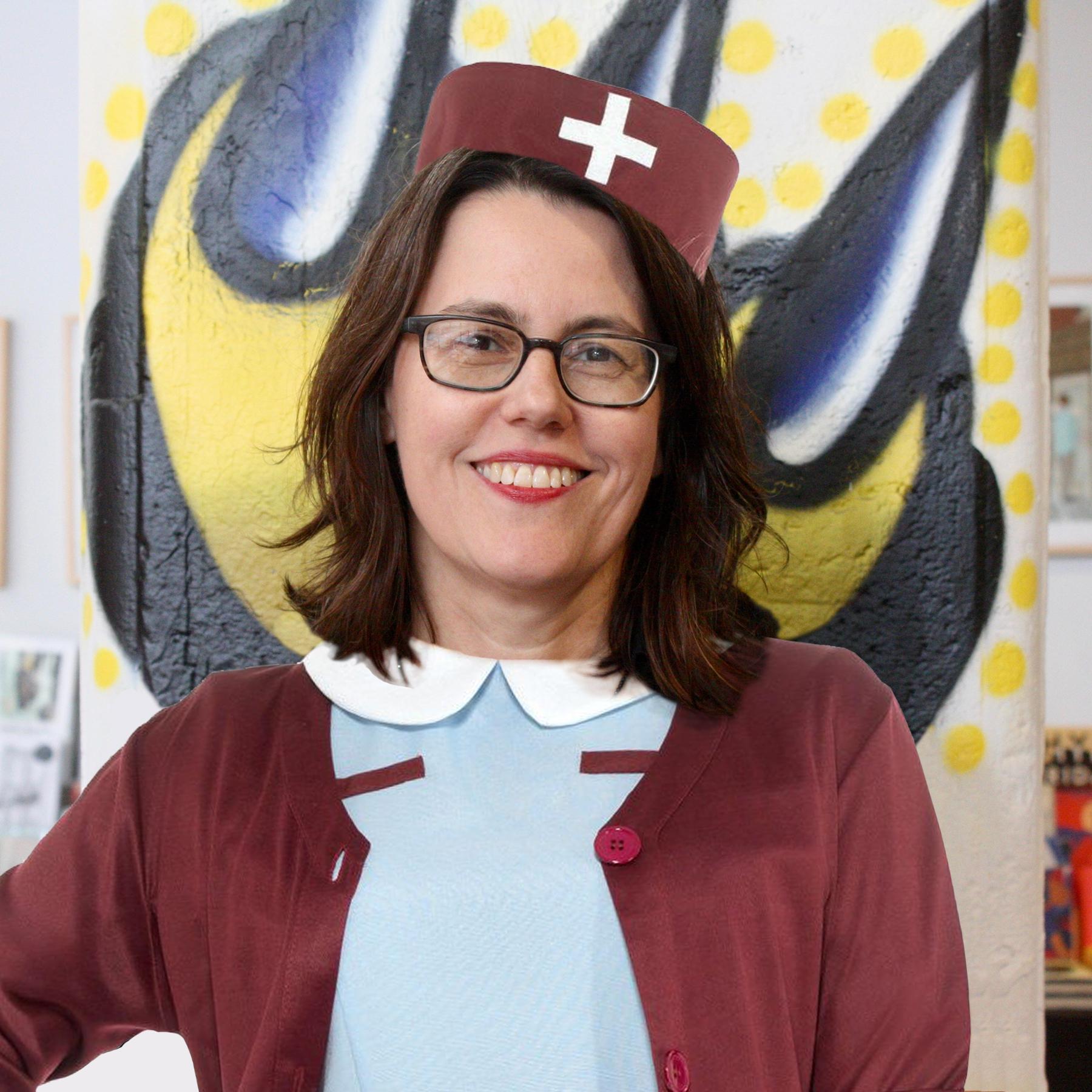 Susanne 50s nurse
