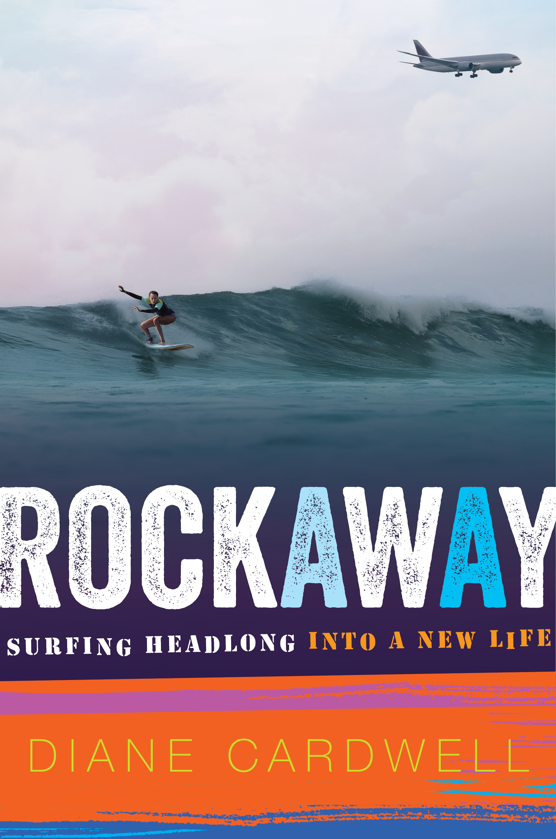 Virtual Book Launch: Rockaway by Diane Cardwell in conversation with Jill Eisenstadt