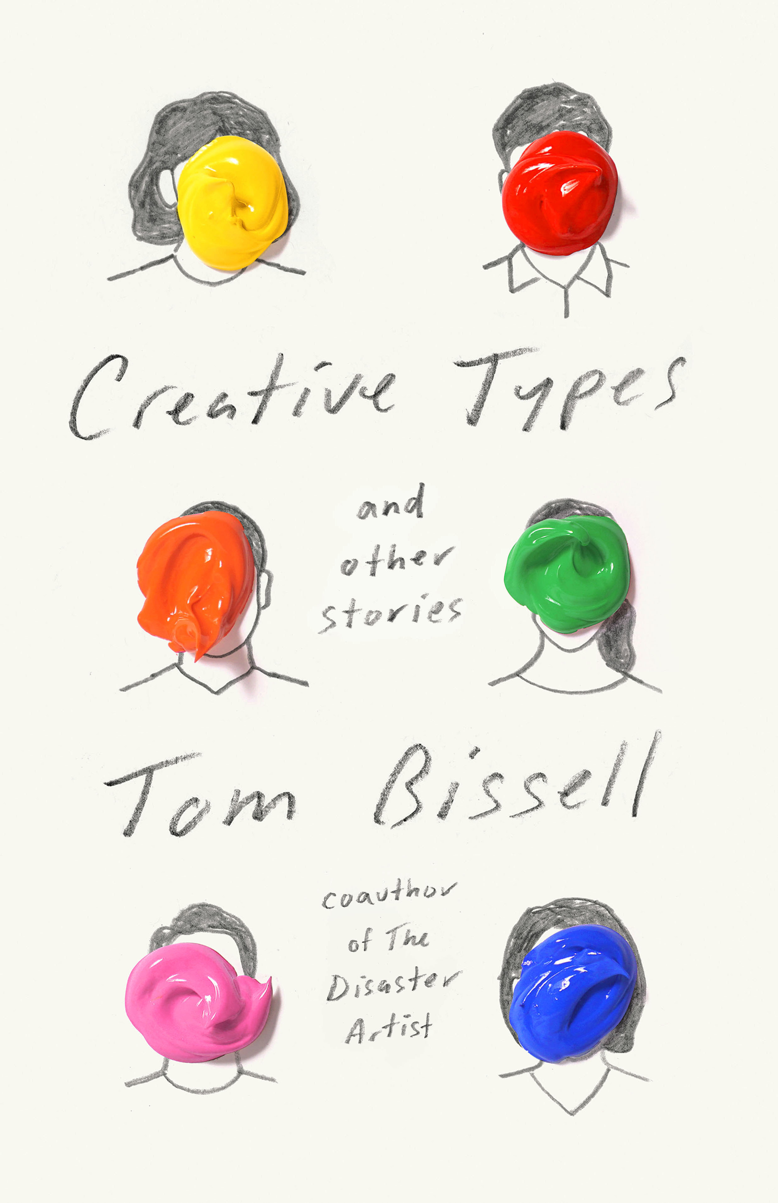 Virtual Book Launch: Creative Types by Tom Bissell in conversation with Adrienne Miller