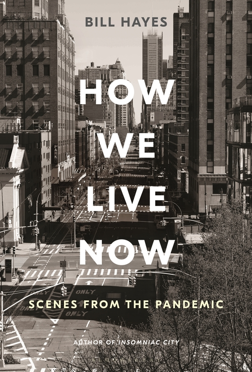 Virtual Book Launch: How We Live Now by Bill Hayes