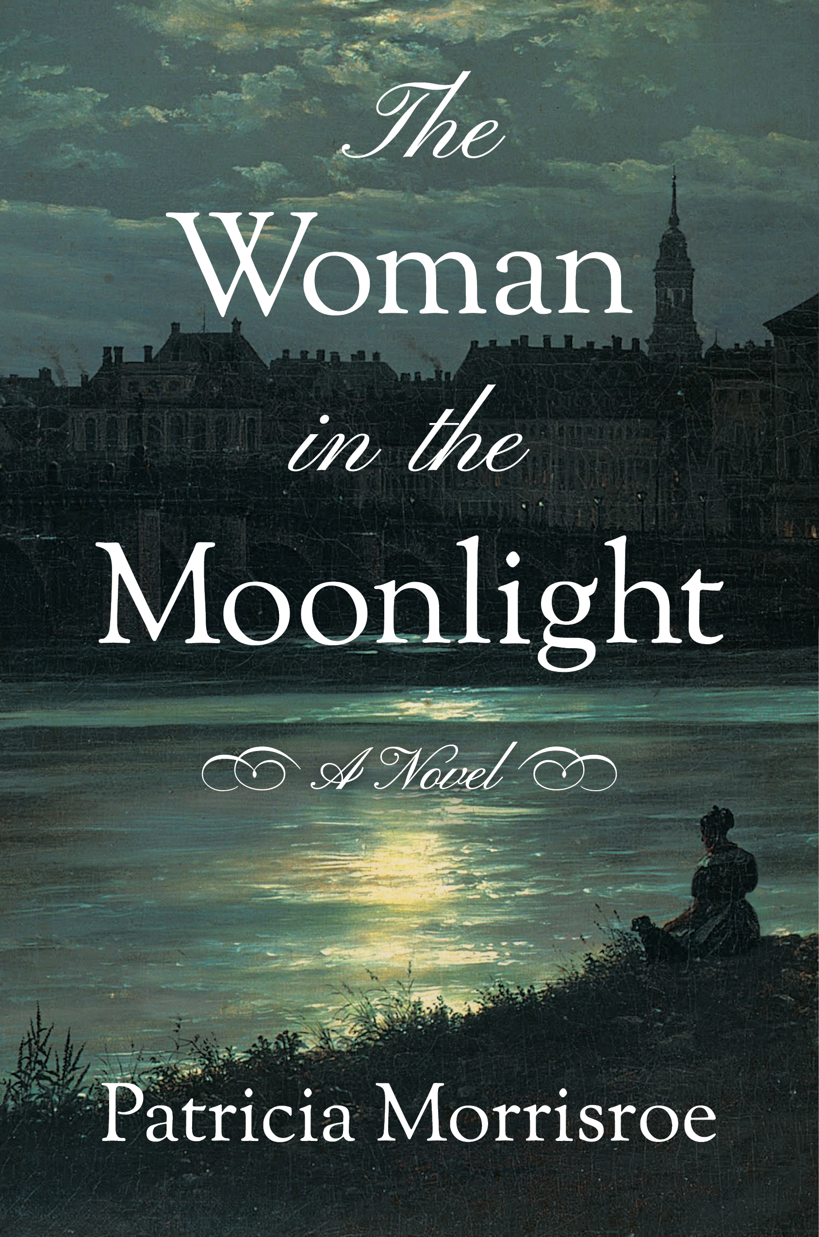 "Virtual Book Launch: The Woman in the Moonlight by Patricia Morrisroe in conversation with Annie Bergen, host of WQXR's ""Middays with Annie Bergen"""