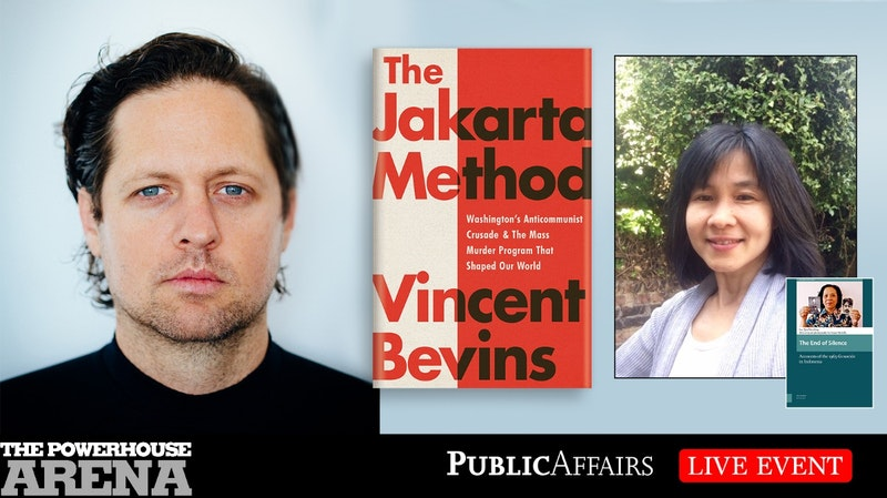 Virtual Book Launch: The Jakarta Method by Vincent Bevins