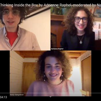 Chris, Adrienne, and Nadja
