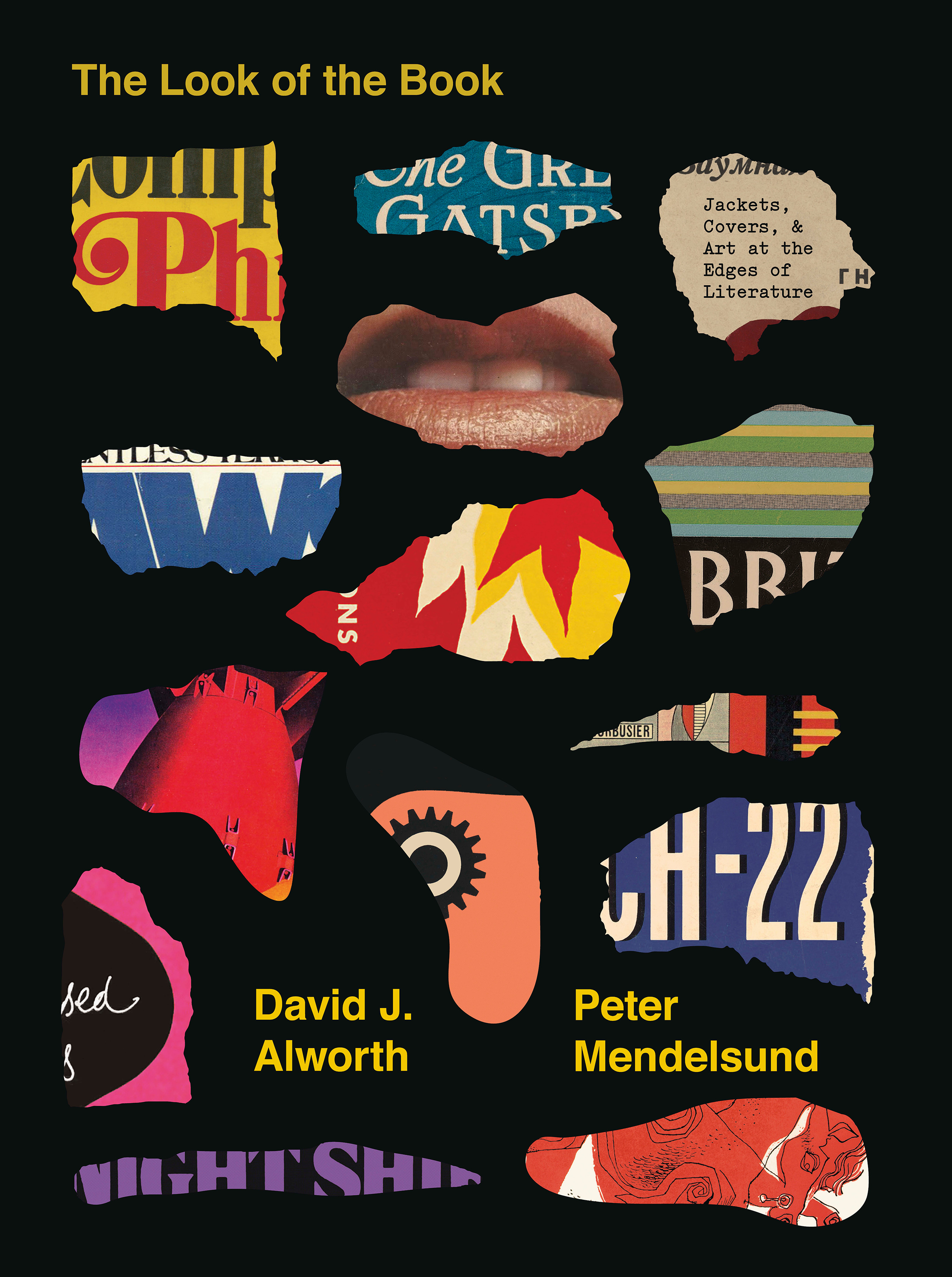 Virtual Book Launch: Look of the Book by Peter Mendelsund and David J. Alworth