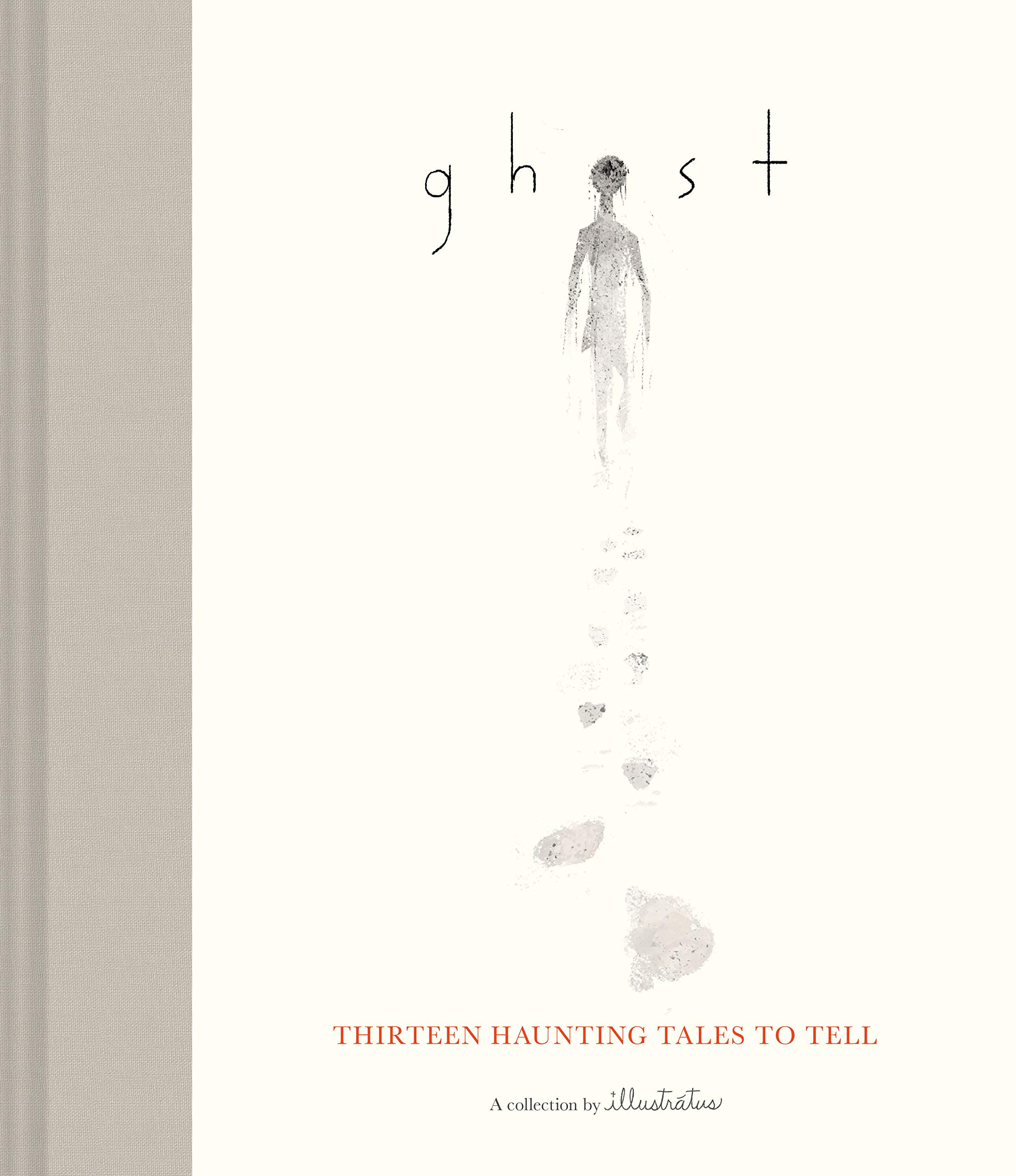 "Haunted Story Hour: Brittany Reads from ""Ghost: Thirteen Haunting Tales to Tell"""