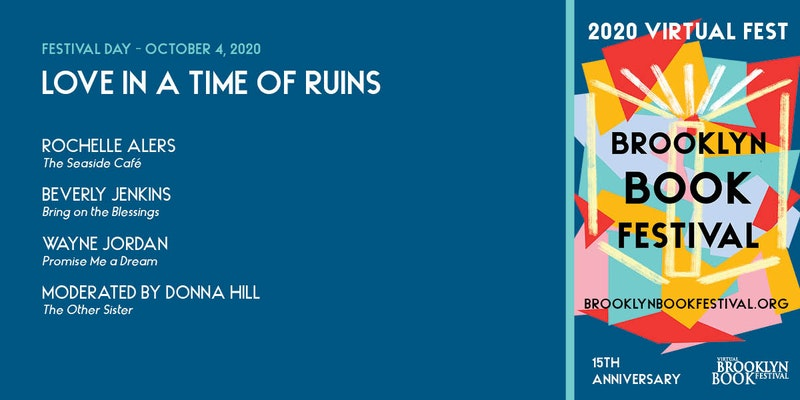 BROOKLYN BOOK FESTIVAL: Love in a Time of Ruins