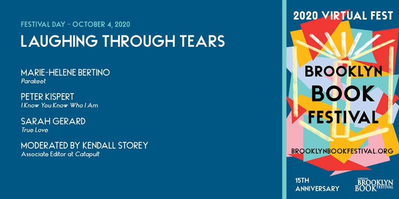 BROOKLYN BOOK FESTIVAL: Laughing Through Tears