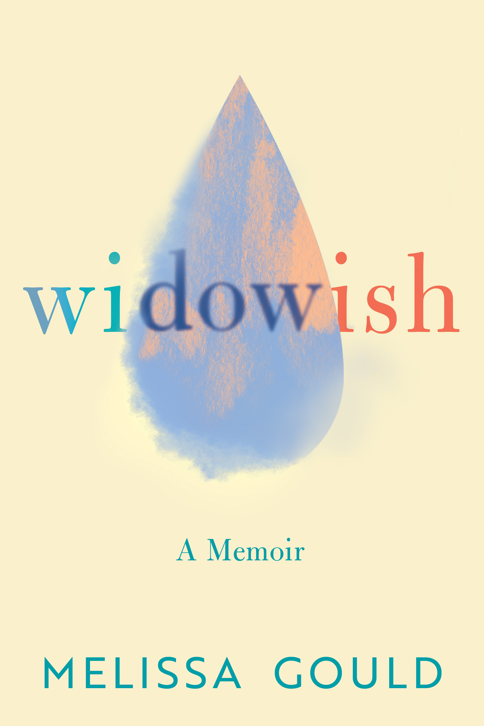 Virtual Book Launch: Widowish by Melissa Gould in conversation with Robin Finn