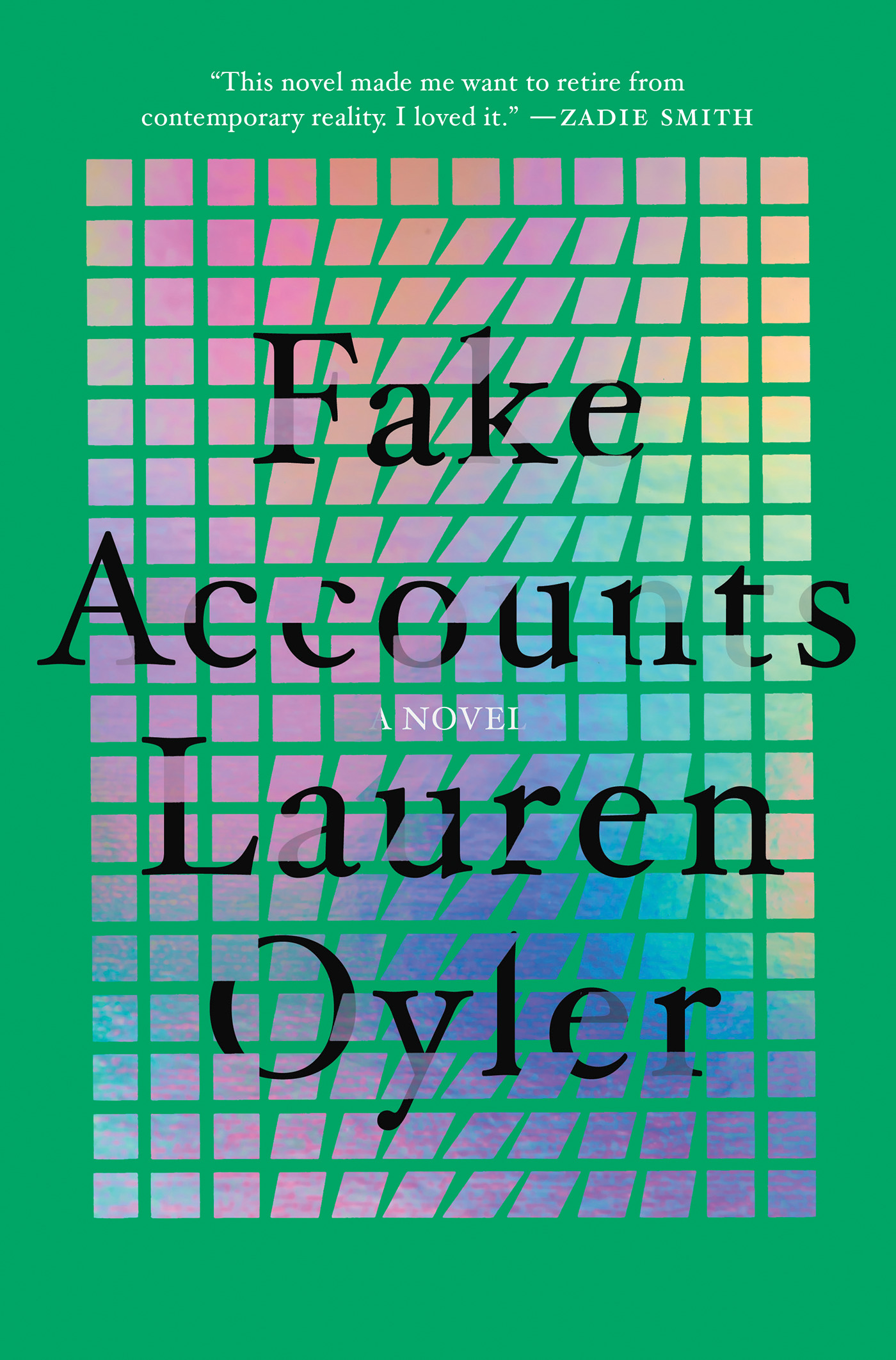 Virtual Book Launch: Fake Accounts by Lauren Oyler in conversation with Sheila Heti