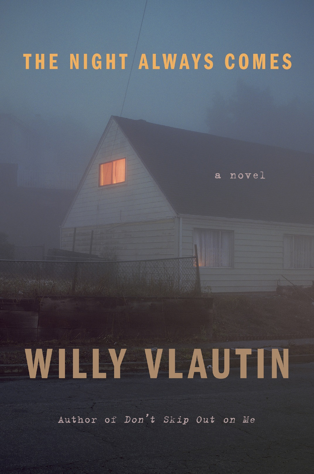 Virtual Book Launch: The Night Always Comes by Willy Vlautin in conversation with Franz Nicolay