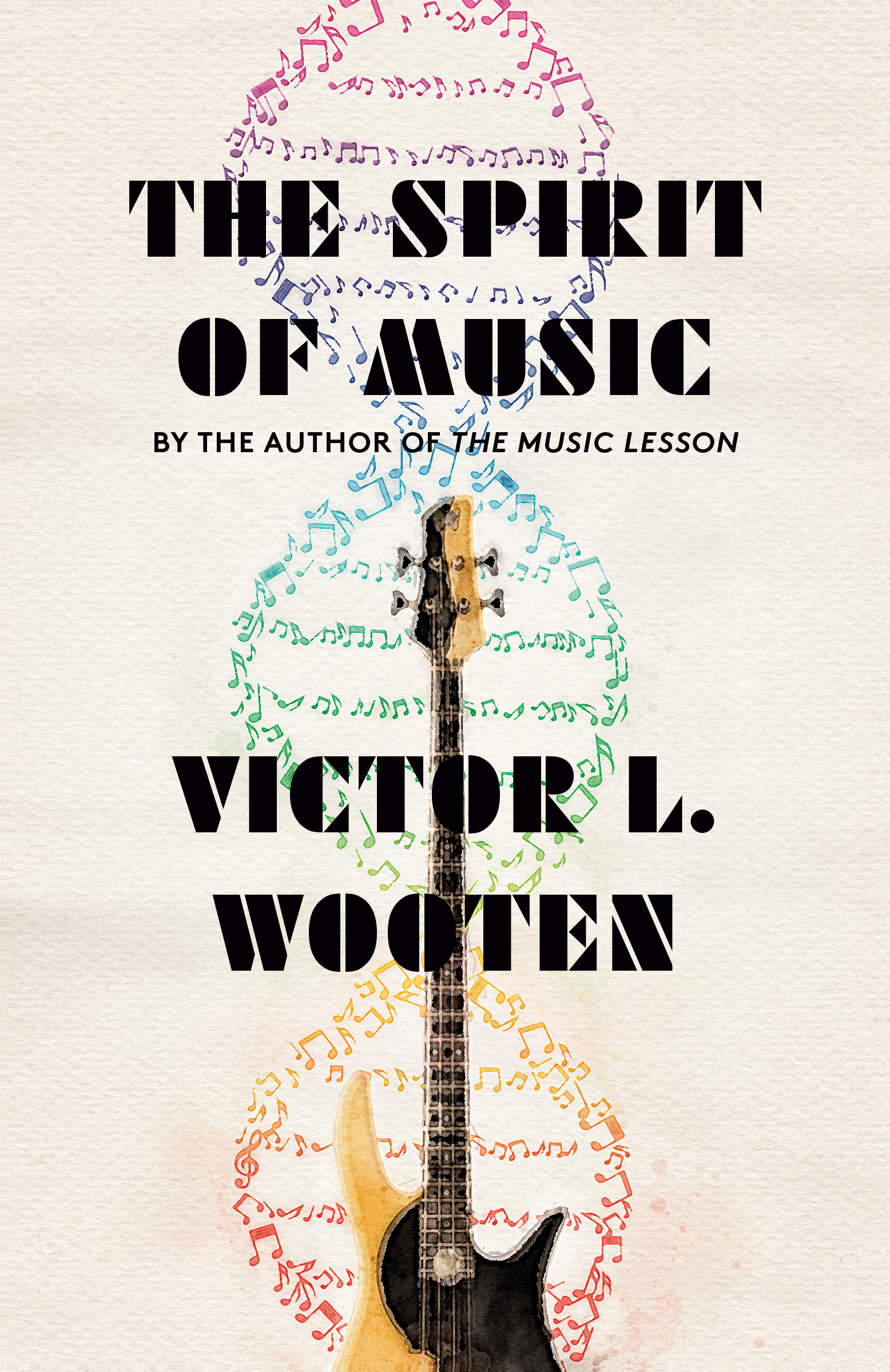 Virtual Book Launch: The Spirit of Music by Victor Wooten in conversation with Mark Kelley