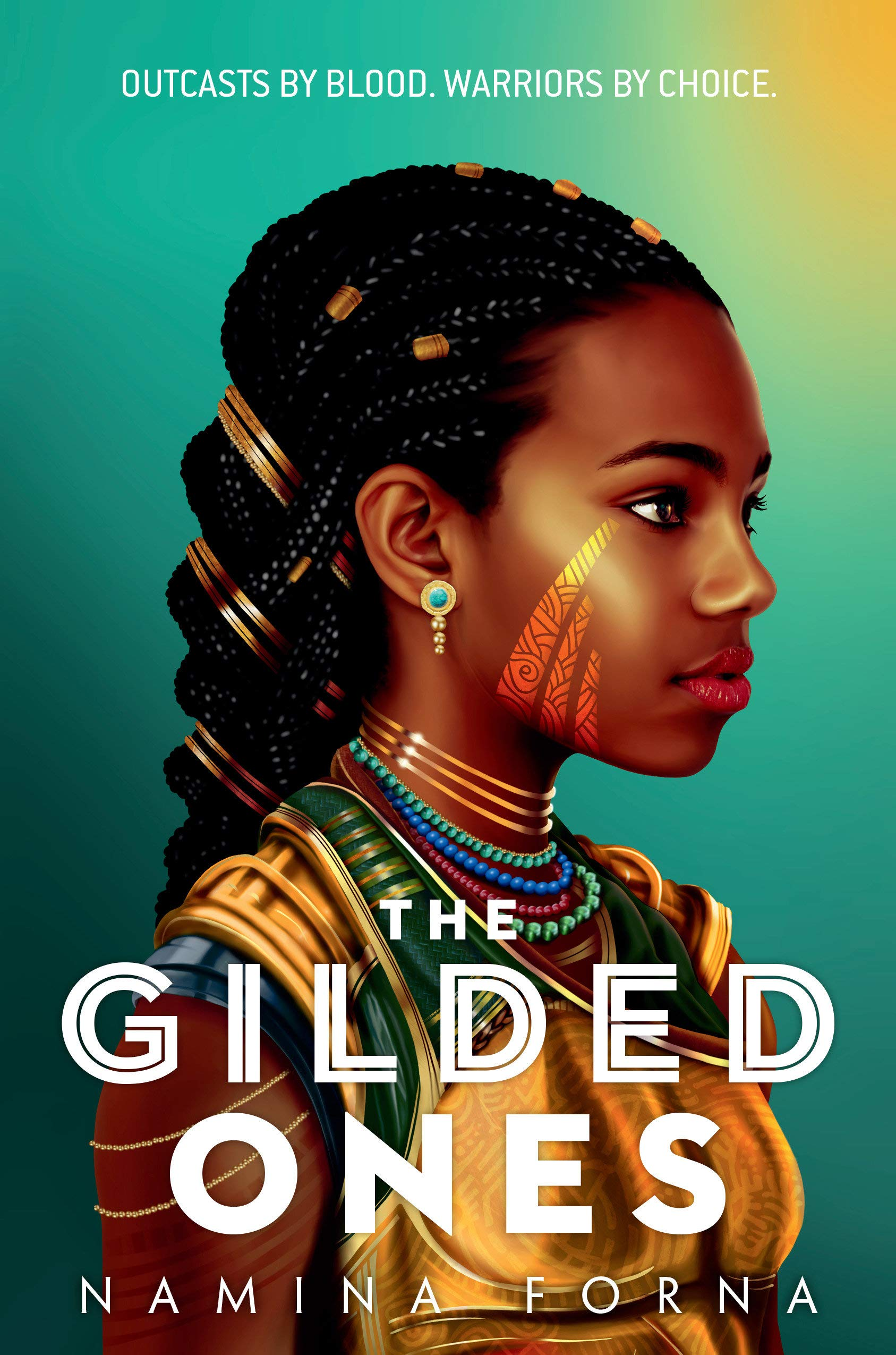 YA Book Club - The Gilded Ones