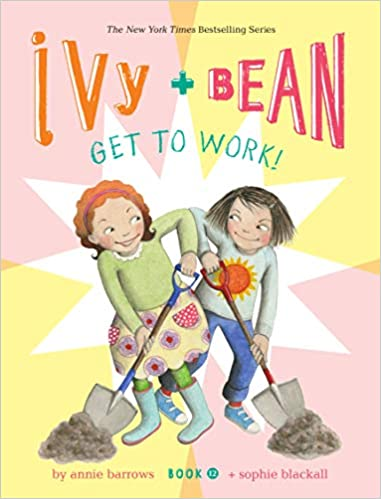 Virtual Book Launch: Ivy & Bean Get To Work with ANNIE BARROWS and SOPHIE BLACKALL