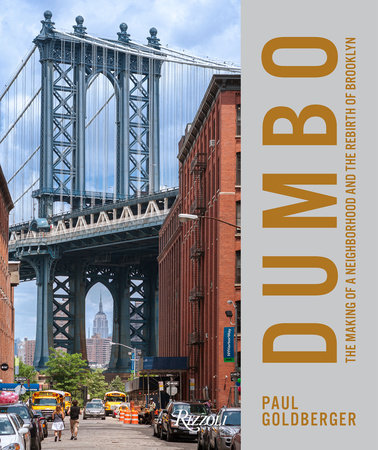 Virtual Book Launch: DUMBO: The Making of a New York Neighborhood by Paul Goldberger