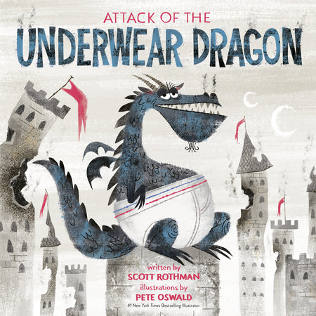 Virtual Saturday Story Time: Attack of the Underwear Dragon w/ Scott Rothman