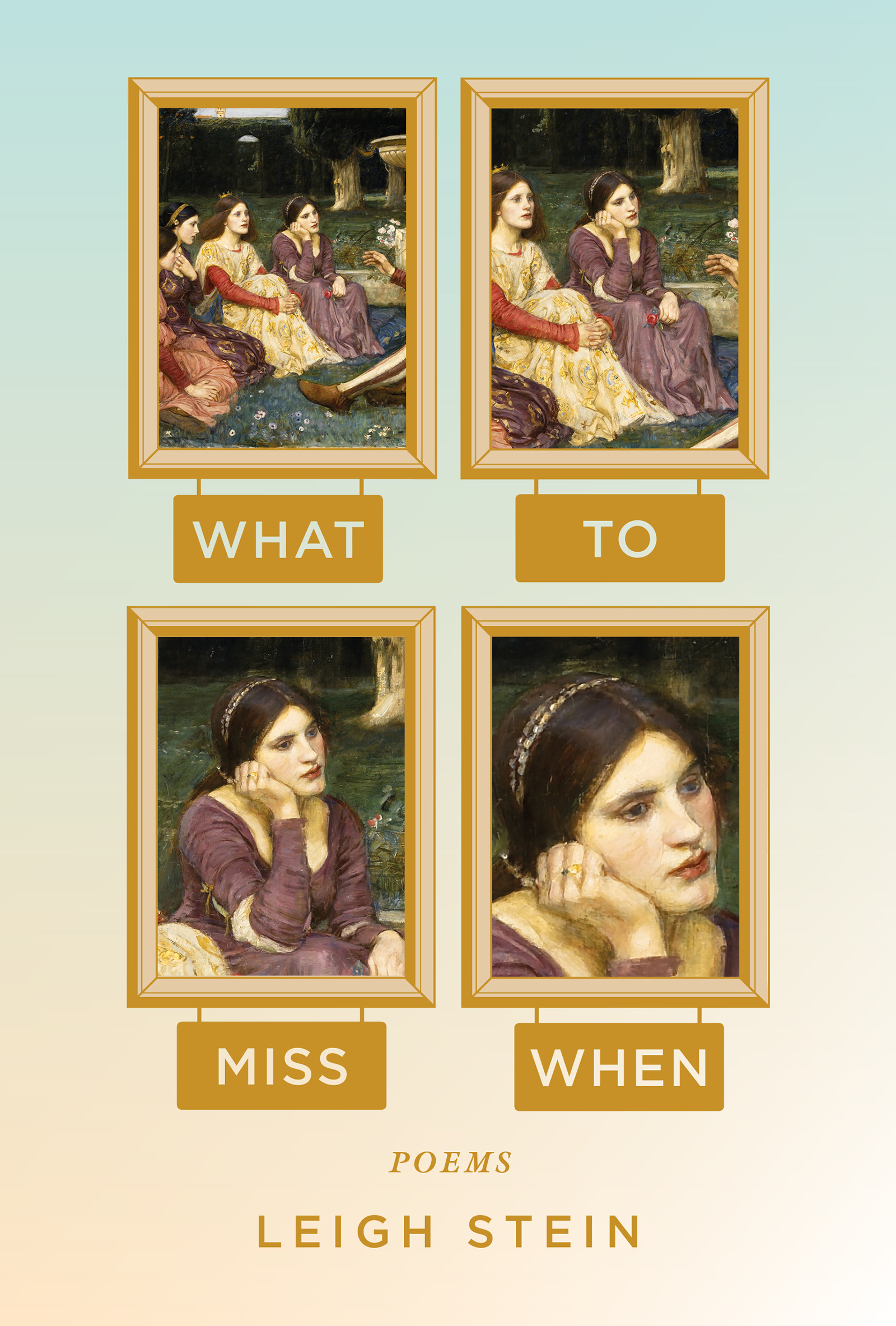 Book Launch: What To Miss When by Leigh Stein in conversation with Ali Kriegsman