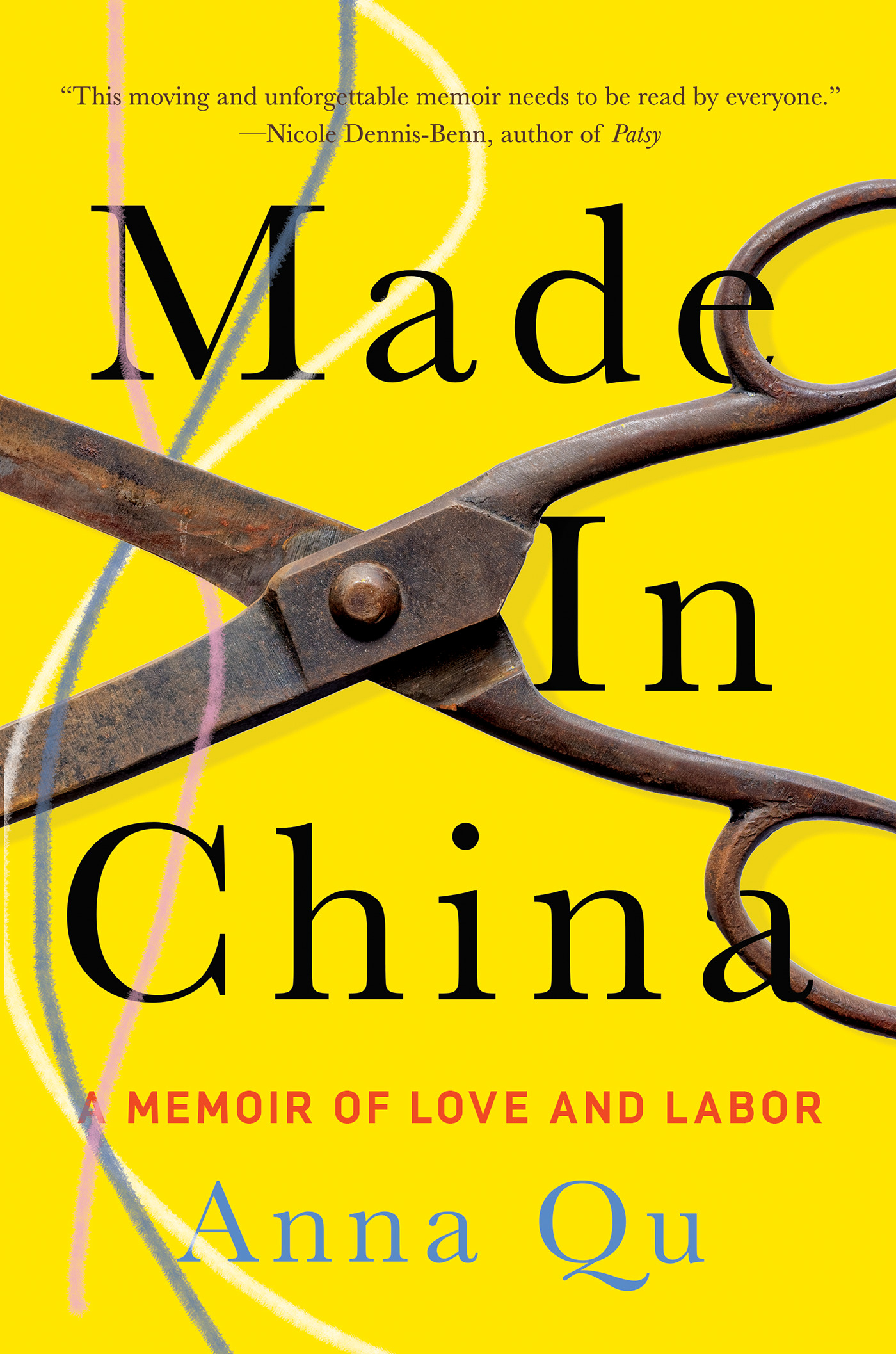 Book Launch: Made in China by Anna Qu