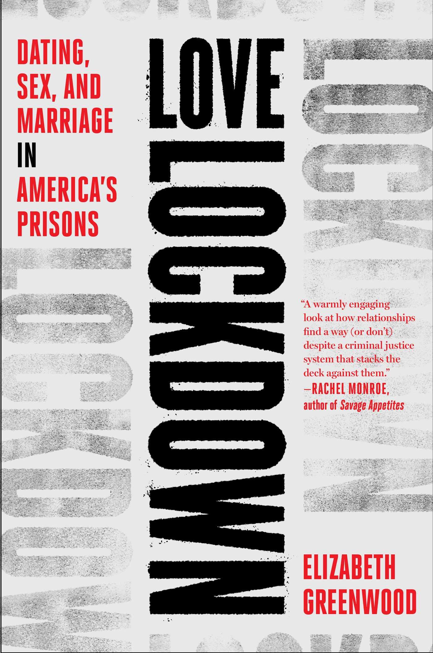 Virtual Book Launch: Love Lockdown by Elizabeth Greenwood in conversation with Benjamin Lorr