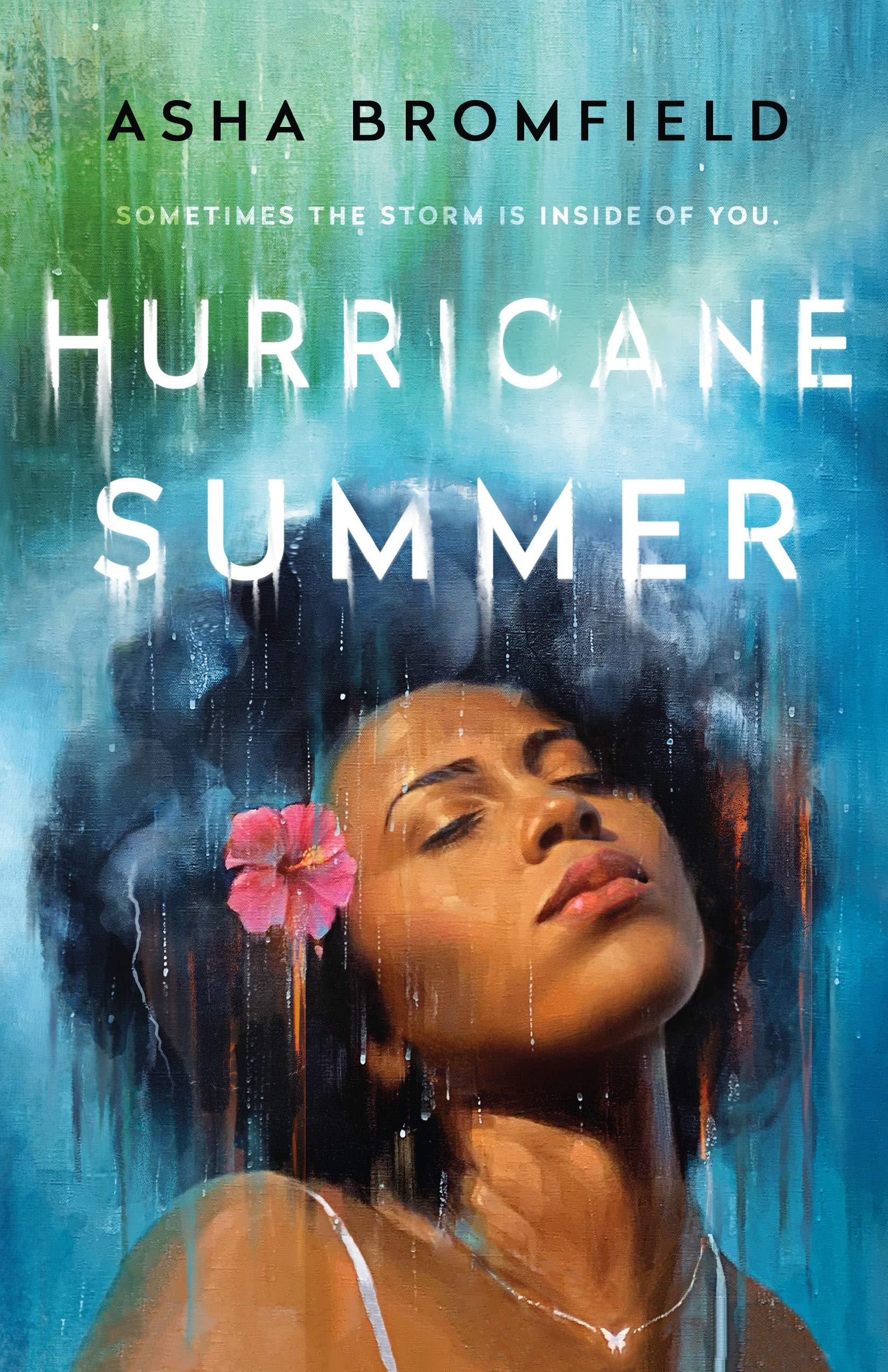 YA Book Club: Hurricane Summer by Asha Bromfield