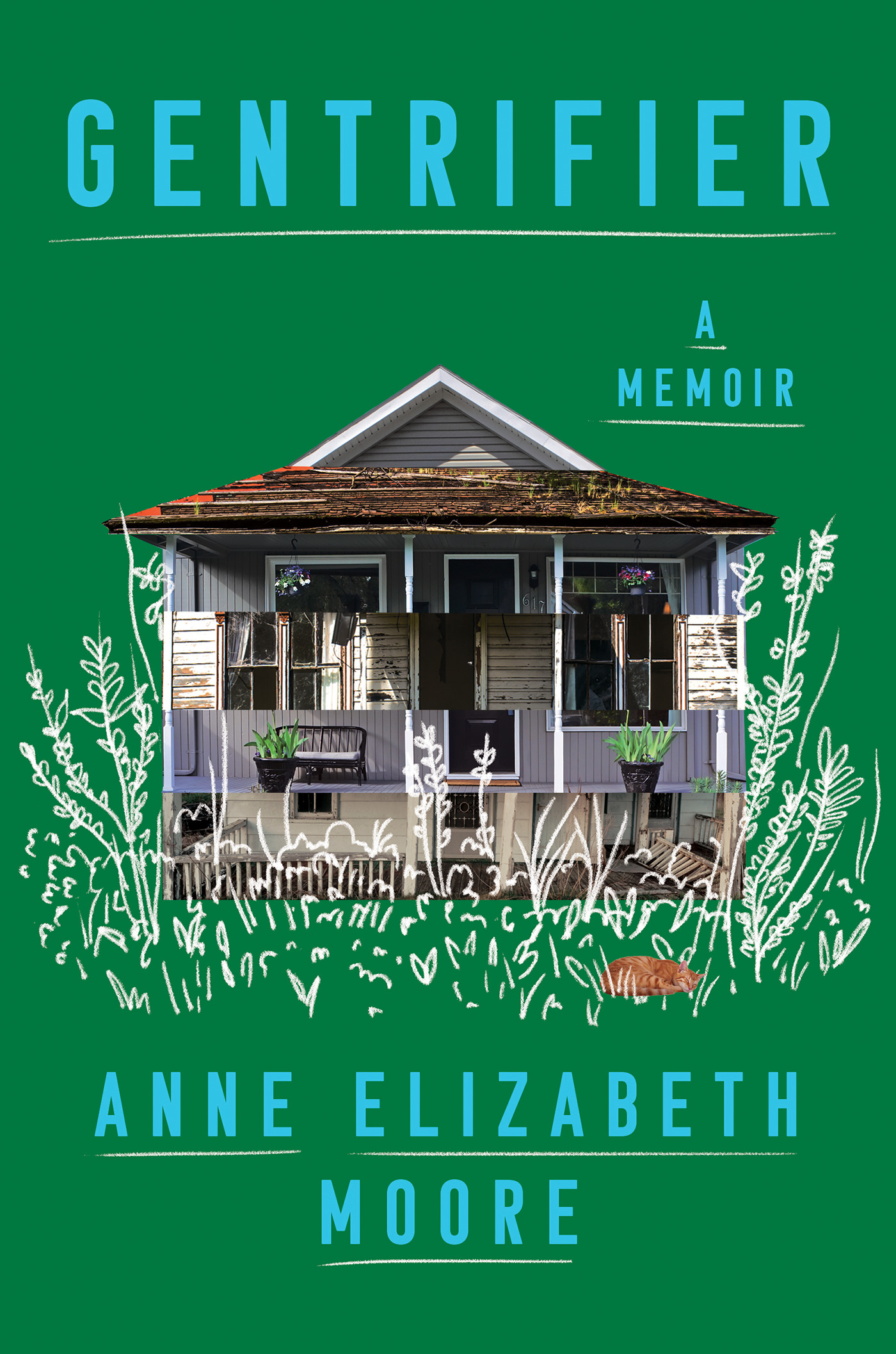 Book Launch: Gentrifier by Anne Elizabeth Moore in conversation with Paul Lisicky