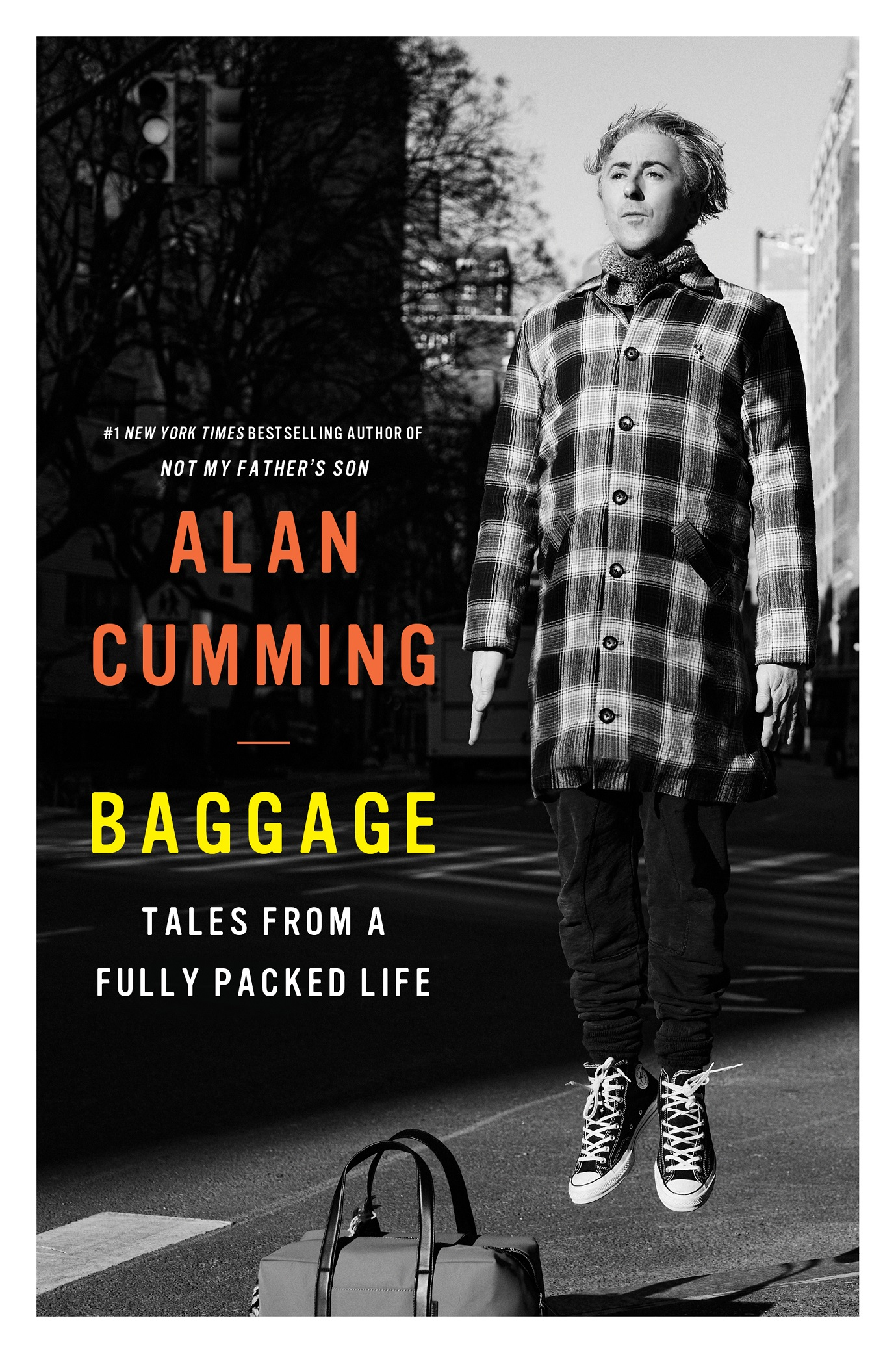 Official U.S. Book Launch: Baggage by Alan Cumming