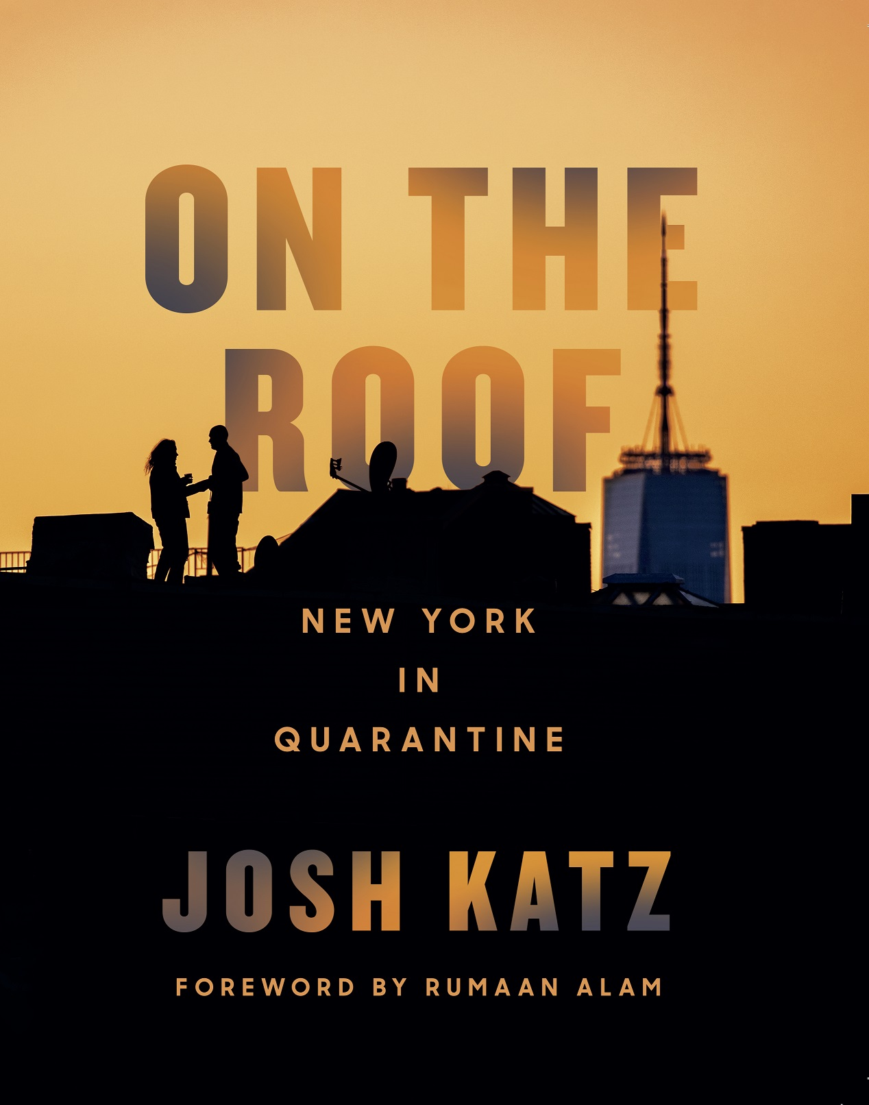 Book Launch: On the Roof by Josh Katz in conversation with Craig Hubert