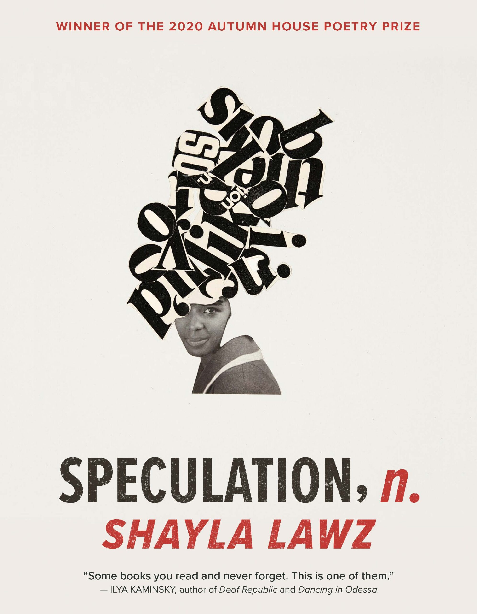 Book Launch: speculation, n by Shayla Lawz
