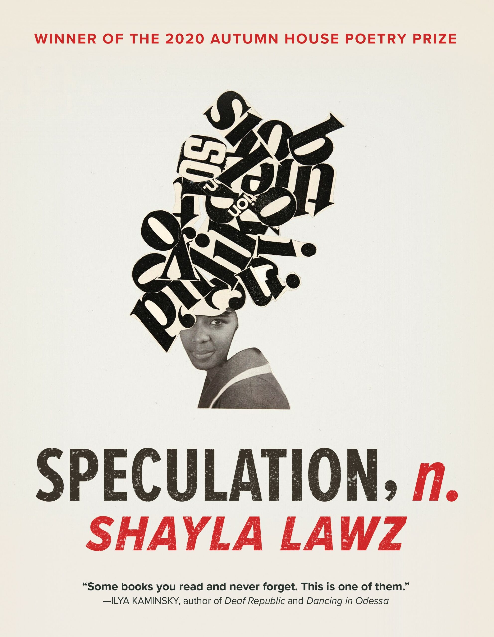 Book Launch: speculation, n by Shayla Lawz with readings from Joselia Hughes, Carly Inghram and Sabrina Imbler