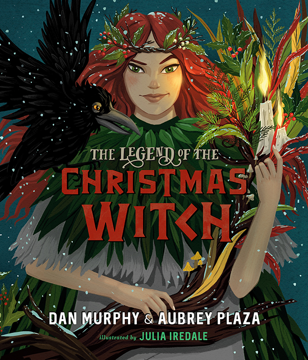 Book Launch: The Legend of the Christmas Witch by Aubrey Plaza & Dan Murphy in conversation with Natasha Lyonne